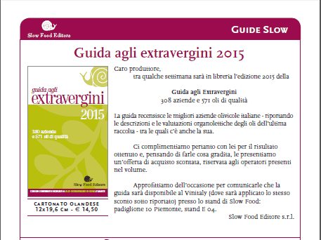 guida slow food 2015